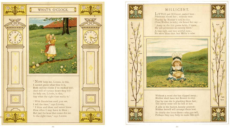 Children S Books Online The Rosetta Project