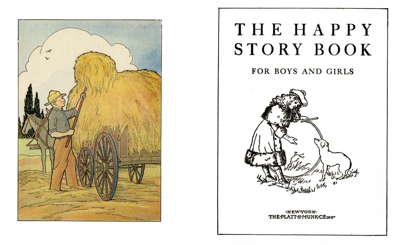 03 the happy story book