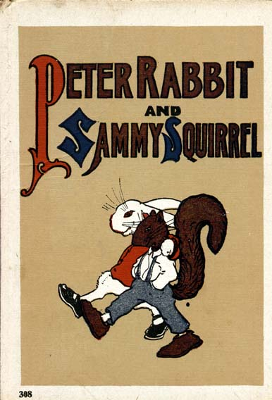Peter Rabbit and Sammy Squirrel / PRSS_01